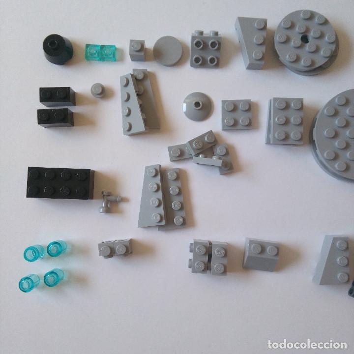 Juegos construcción - Lego: Star Wars Lego Halcon Milenario Toys R Us Exclusivo limitado millenium falcon 44 piezas promocional - Foto 5 - 194589481