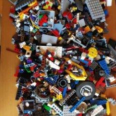 Juegos construcción - Lego: GRAN LOTE DE PIEZAS LEGO. Lote 194692000
