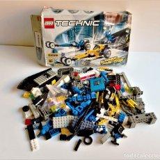 Juegos construcción - Lego: LEGO TECHNIC SLAMMER DRAGSTERS EN SU CAJA. Lote 194709288