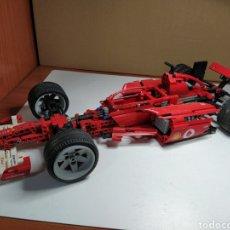 Juegos construcción - Lego: LEGO TCHNIC FERRARI F1 8386. Lote 194995942