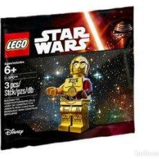 Juegos construcción - Lego: LEGO 5002948 STAR WARS C-3PO RED ARM ¡NUEVO EN BOLSA! ¡NEW! MINIFIGURA. Lote 195012848