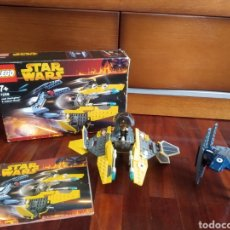 Juegos construcción - Lego: LEGO STAR WARS 7256 AÑO 2005.CON CAJA E INSTRUCCIONES.. Lote 195173266