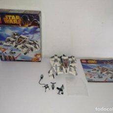 Juegos construcción - Lego: LEGO STAR WARS SNOWSPEEDER REF 75049. Lote 195209457