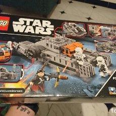 Juegos construcción - Lego: OCASION UNICA COLECCIONISTAS JUGUETE SIN ABRIR REF 75152 STAR WARS IMPERIAL ASSAULT HOVERTANK DISNEY. Lote 195212031