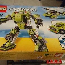 Juegos construcción - Lego: OCASION COLECCIONISTAS CAJA SIN ABRIR LEGO REF. 31007 ROBOT CREATOR 3 EN 1 AVION COCHE CAMION . Lote 195230836