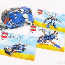 Juegos construcción - Lego: LEGO CREATOR 31008 COMPLETO. Lote 195277930