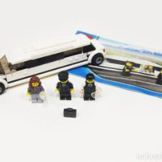 Juegos construcción - Lego: COCHE LIMUSINA LEGO DEL SET 3222. Lote 195283272