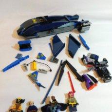 Juegos construcción - Lego: LOTE PARA COMPLETAR LEGO X-MEN NAVE REF:76022 EL CENTINELA. Lote 195330731