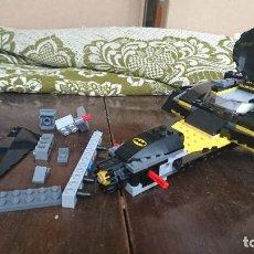 Juegos construcción - Lego: OCASION COLECCIONISTAS LOTE PIEZAS DE LEGO ANTIGUO COCHE DE JUGUETE BATMAN . Lote 195392898