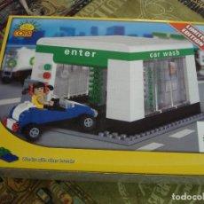 Juegos construcción - Lego: JUEGO CONSTRUCCIONES COBI NO LEGO DE GASOLINERAS BP. Lote 195910926