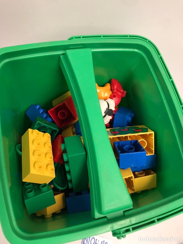 Juegos construcción - Lego: Estuche + piezas de legos - Foto 2 - 195994715