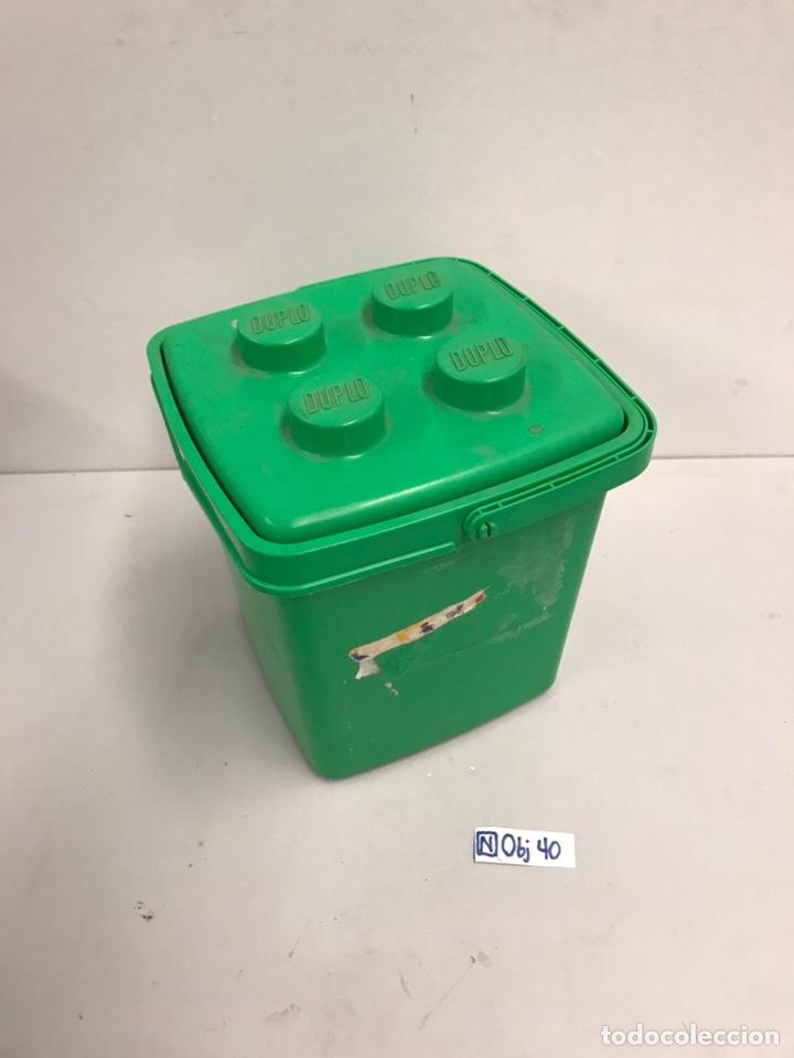 ESTUCHE + PIEZAS DE LEGOS (Juguetes - Construcción - Lego)