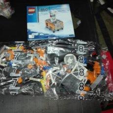 Juegos construcción - Lego: -LEGO -BASE POLAR ARTIC -ESTRUCTURA PRINCIPAL -BOLSAS 7 Y 8- SIN ABRIR. Lote 196215628