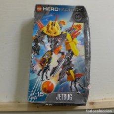Juegos construcción - Lego: LEGO HERO FACTORY JETBUG REF. 2193 PRECINTADO. Lote 196383047