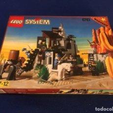 Juegos construcción - Lego: LEGO SYSTEM 1996 WESTERN 6761 BANDIDO'S SECRET SECRET OCULTAR SELLADO BOLSAS NUEVO MUY RARO. Lote 196536718