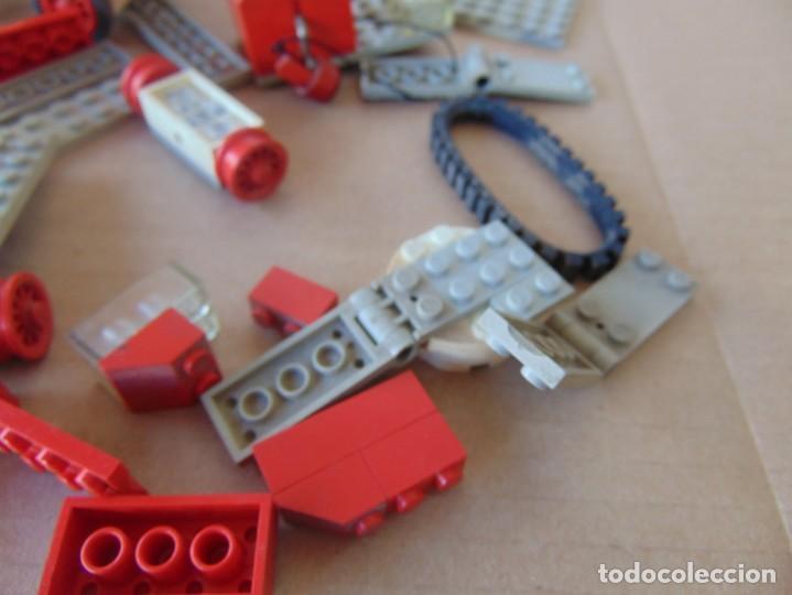 Juegos construcción - Lego: LOTE DE PIEZAS DE LEGO CAMIONES VEHICULOS - Foto 2 - 196651951