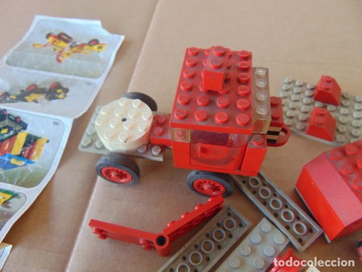 Juegos construcción - Lego: LOTE DE PIEZAS DE LEGO CAMIONES VEHICULOS - Foto 4 - 196651951