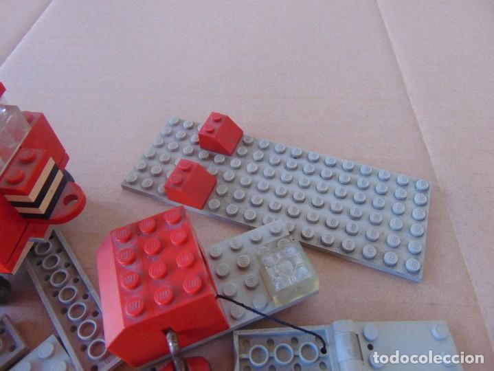Juegos construcción - Lego: LOTE DE PIEZAS DE LEGO CAMIONES VEHICULOS - Foto 5 - 196651951