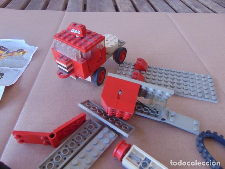 Juegos construcción - Lego: LOTE DE PIEZAS DE LEGO CAMIONES VEHICULOS - Foto 6 - 196651951