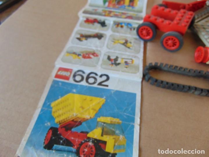 Juegos construcción - Lego: LOTE DE PIEZAS DE LEGO CAMIONES VEHICULOS - Foto 9 - 196651951