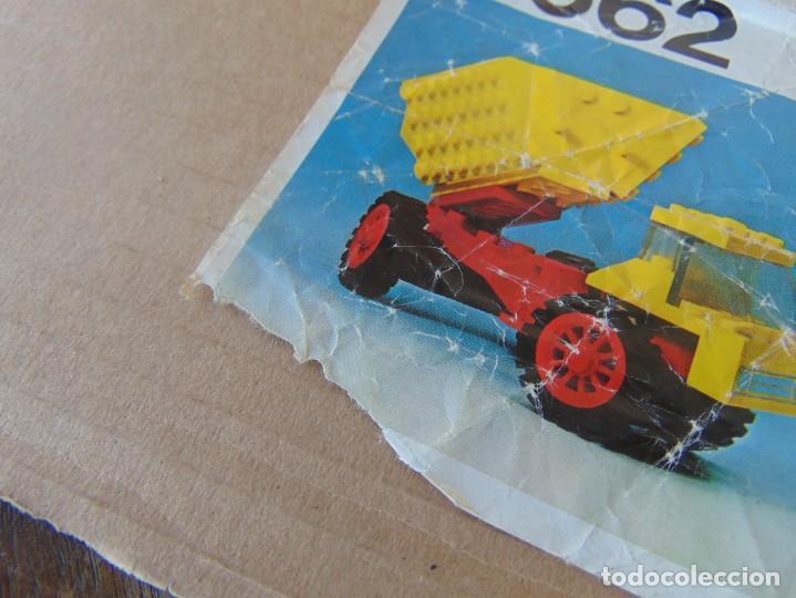 Juegos construcción - Lego: LOTE DE PIEZAS DE LEGO CAMIONES VEHICULOS - Foto 11 - 196651951