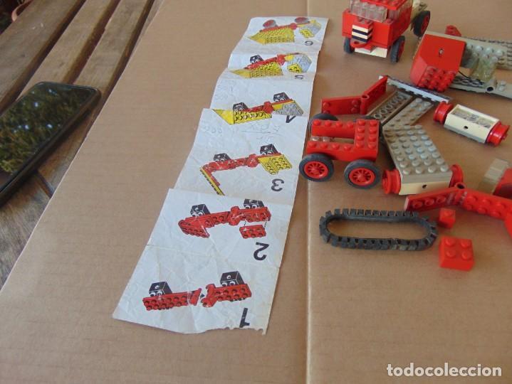 Juegos construcción - Lego: LOTE DE PIEZAS DE LEGO CAMIONES VEHICULOS - Foto 12 - 196651951