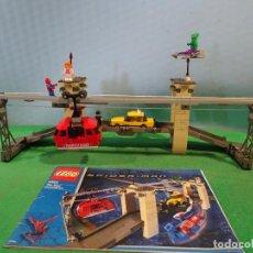 Juegos construcción - Lego: LEGO-4852-SPIDER-MAN-MARY JANE-GREEN GOBLIN. Lote 196875901