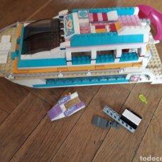 Juegos construcción - Lego: BARCO LEGO FRIENDS 41015. Lote 197538565