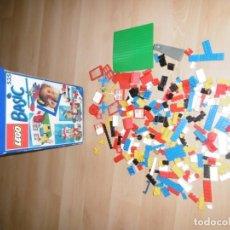 Juegos construcción - Lego: CAJA LEGO BASIC 535 VINTAGE. ANTIGUO.. Lote 197773953