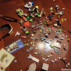 Juegos construcción - Lego: PIEZAS LEGO CHIMA. Lote 198069060