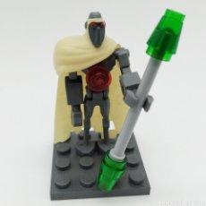 Juegos construcción - Lego: DIFÍCIL FIGURA MAGNA GUARD CON CAPA, STAR WARS, FIGURA LEGO ORIGINAL. Lote 198211992