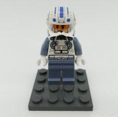 Juegos construcción - Lego: CAPITÁN JAG, STAR WARS EPISODIO III LA VENGANZA DE LOS SITH LEGO ORIGINAL. Lote 198212947