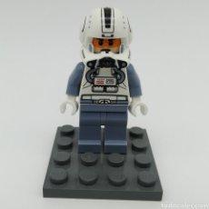 Juegos construcción - Lego: PILOTO CLON, STAR WARS EPISODIO III LA VENGANZA DE LOS SITH LEGO ORIGINAL. Lote 198213143