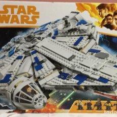 Juegos construcción - Lego: NAVE STAR WARS KESSEL RUN. Lote 198494183