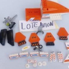 Juegos construcción - Lego: LOTE AVIÓN O BARCO GUARDA COSTAS GUARD COAST 7738 LO Q SE VE EN LA FOTO INCOMPLETO. Lote 198555902