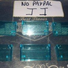 Jogos construção - Lego: LOTE 6 CRISTAL VENTANA? VEHÍCULO? BARCO? AVIÓN? LO DESCONOZCO. Lote 198634900