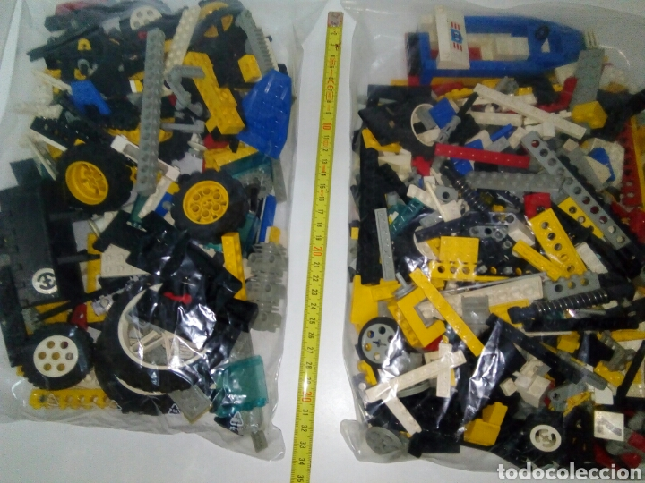 Juegos construcción - Lego: Despieze lego escabadora i mas 1,300 gramos - Foto 2 - 198642796