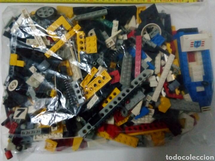 Juegos construcción - Lego: Despieze lego escabadora i mas 1,300 gramos - Foto 3 - 198642796