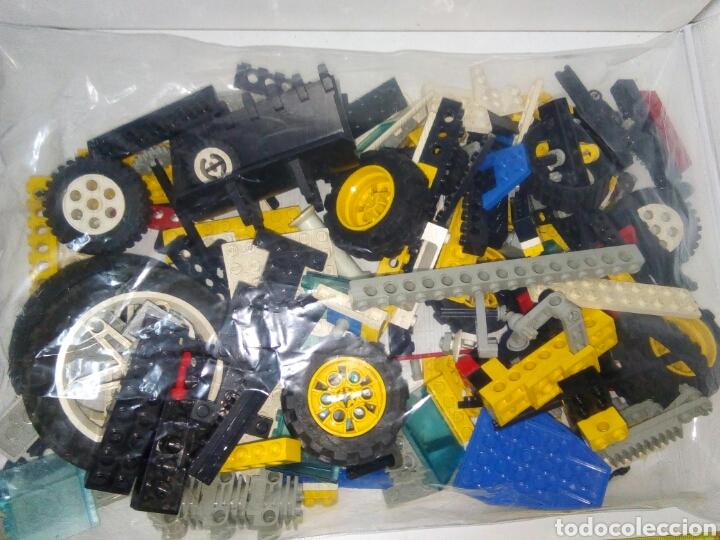 Juegos construcción - Lego: Despieze lego escabadora i mas 1,300 gramos - Foto 4 - 198642796