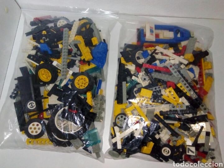 DESPIEZE LEGO ESCABADORA I MAS 1,300 GRAMOS (Juguetes - Construcción - Lego)