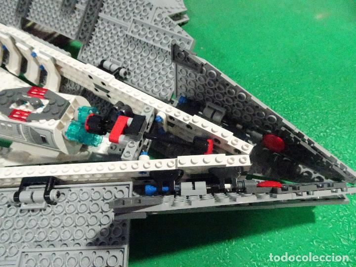 Juegos construcción - Lego: Lego Star Wars Imperial Star Destroyer (6211) - Foto 8 - 198890917
