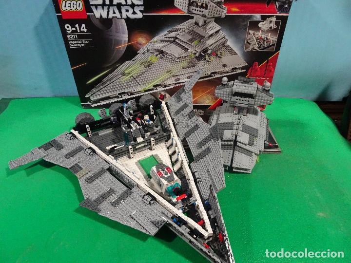 Juegos construcción - Lego: Lego Star Wars Imperial Star Destroyer (6211) - Foto 9 - 198890917