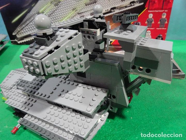Juegos construcción - Lego: Lego Star Wars Imperial Star Destroyer (6211) - Foto 11 - 198890917