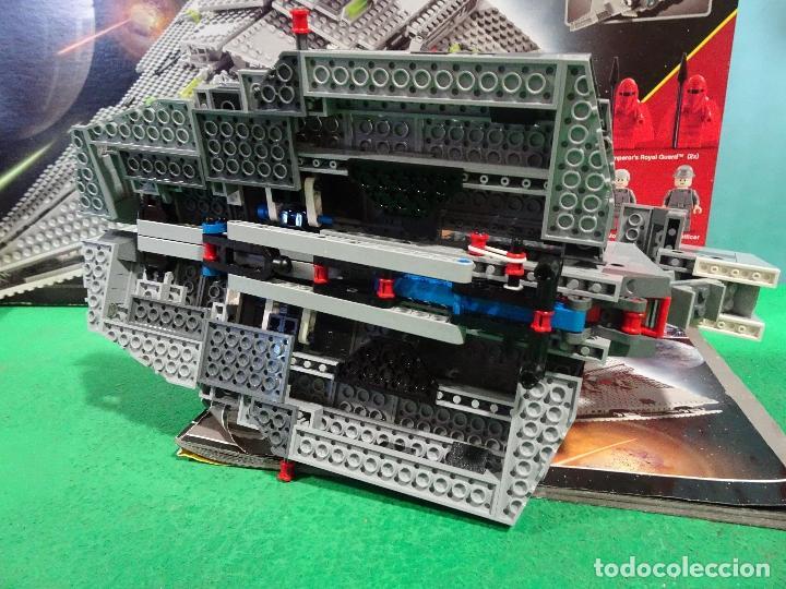Juegos construcción - Lego: Lego Star Wars Imperial Star Destroyer (6211) - Foto 12 - 198890917
