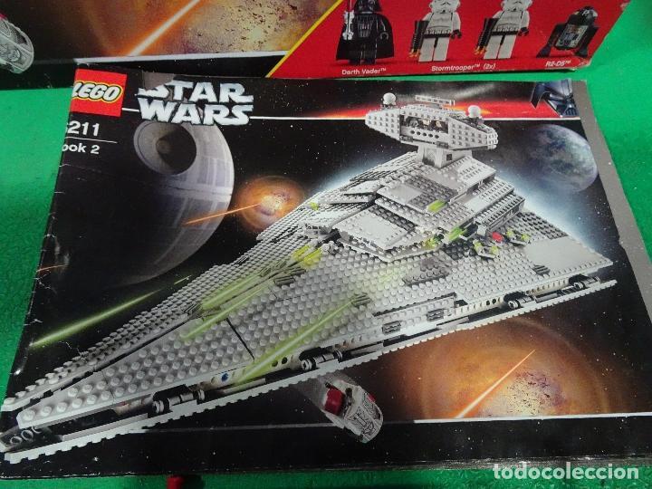 Juegos construcción - Lego: Lego Star Wars Imperial Star Destroyer (6211) - Foto 13 - 198890917