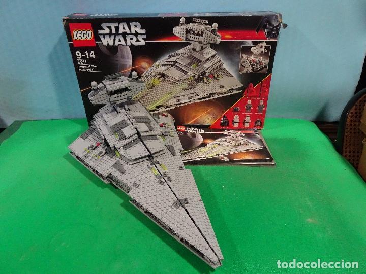 LEGO STAR WARS IMPERIAL STAR DESTROYER (6211) (Juguetes - Construcción - Lego)