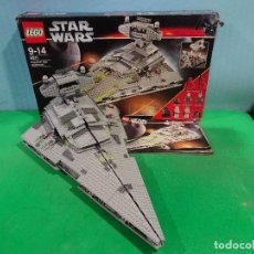 Juegos construcción - Lego: LEGO STAR WARS IMPERIAL STAR DESTROYER (6211). Lote 198890917