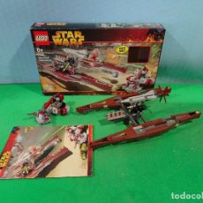 Juegos construcción - Lego: LEGO STAR WARS 7260. Lote 198909756