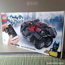 Juegos construcción - Lego: LEGO BATMAN BATMOVIL CONTROLADO POR APP. Lote 198998402