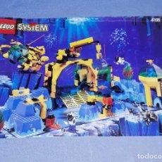 Juegos construcción - Lego: LEGO SYSTEM REFERENCIA 6195 ORIGINAL EN MUY BUEN ESTADO. Lote 199069162